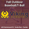 Fall - Sunday 5:00 Baseball (Ages 5-7)