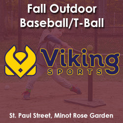 Fall - Thursday 2:30 Baseball (Ages 3 & young 4)