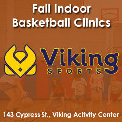 Late Fall - Activity Center - Wednesday 4:20 Basketball (Ages 5 & 6)