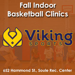 Fall - Sunday 3:00 Basketball (Ages 7 & 8) - w/ Sibling Discount