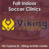 Late Fall - Activity Center - Monday 2:00 Soccer (Ages 2 & Young 3)