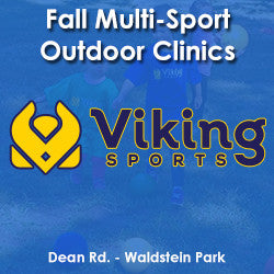 Fall - Saturday 11:00 Multi-Sports (Ages 4 & 5)
