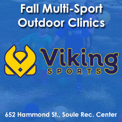 Fall - Sunday 10:00 Multi-Sports (Ages 4 & 5)