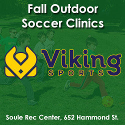 Late Fall - Sunday 3:00 Soccer (Ages 4 & 5)