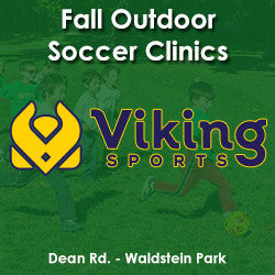 Fall - Saturday 11:00 Soccer (Ages 5 & 6)