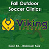 Fall - Saturday 3:00 Soccer (Ages 4 & 5)