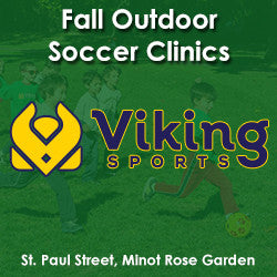 Fall - Tuesday 3:25 Soccer (Ages 4 & 5)
