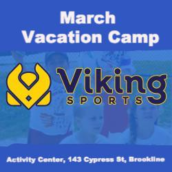 March Vacation Wk 1 Multi-Sports Camp (Activity Center)