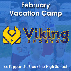 February Vacation Multi-Sports FOUR-Day Camp (Tues-Fri Only)