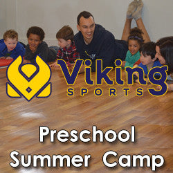 WK 03 Preschool Multi-Sport Camp