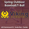 Early Spring - Sunday 5:00 Baseball/T-Ball (Ages 5-7)