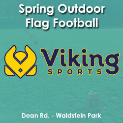 Spring - Wednesday 4:20 Flag Football (Ages 7 - 10)