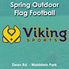Spring - Wednesday 3:25 Flag Football (Ages 5 - 7)