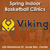 Spring - Sunday 10:00 Advanced Basketball (Ages 8-10)