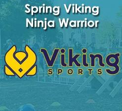 Spring - Tuesday 6:00pm Viking Ninja Warrior (Ages 7 - 10) - Revere
