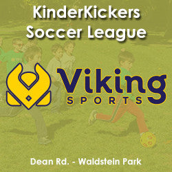 Fall - KinderKickers (Ages 5 & 6) 10:00