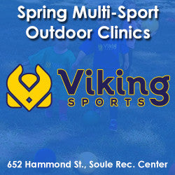 Spring - Sunday 9:00 Multi-Sports (Ages 3 & Young 4)