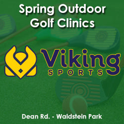 Early Spring - Saturday 1:00 SNAG Golf (Ages 5 - 9)