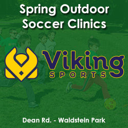 Early Spring - Saturday 10:00 Soccer (Ages 3 & Young 4)