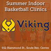 Summer - Sunday 10:00 Advanced Basketball (Ages 8 - 10)
