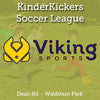 Spring - Girls Only KinderKickers (Grade K ) 11:00