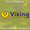 Spring - Tuesday 9:00 Tiny Tumblers (Ages 2 & 3)