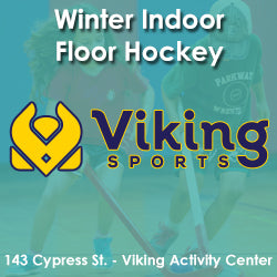 Late Winter - Activity Center - Monday 2:30 Floor Hockey (Ages 4 & 5)