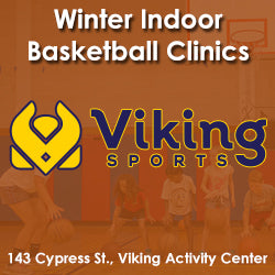 Winter - Activity Center - Wednesday 2:30 Basketball (Ages 3 & Young 4)