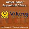 Winter - Activity Center - Wednesday 4:30 Basketball (Ages 5 & 6)