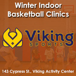 Late Winter - Activity Center - Wednesday 4:20 Basketball (Ages 5 & 6)