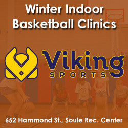 Winter Sunday 4:00 Basketball (Co-ed 3rd & 4th - Ages 8 - 10)