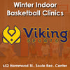 Winter Sunday 11:00 Advanced Basketball (Ages 10 - 12)