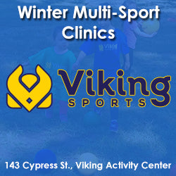 Winter - Activity Center - Thursday 2:30 Multi-Sports (Ages 3 & Young 4)