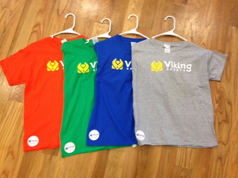 Viking T-Shirts YM