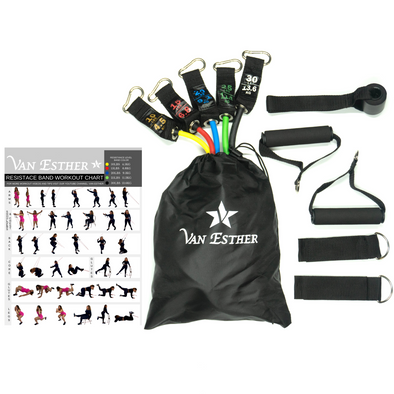 Van Esther Resistance Band Set