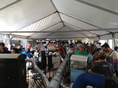 Roasters Tent, Roasters Guild 2013