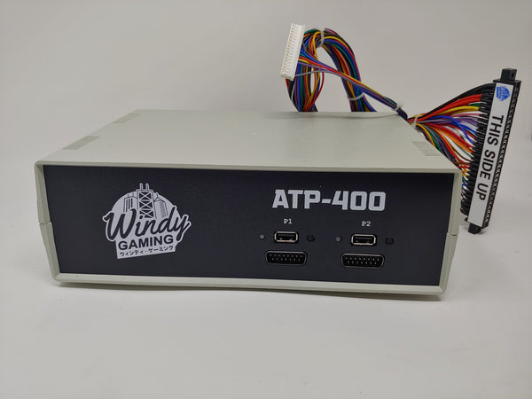Windy Gaming Supergun Model ATP-400 With USB