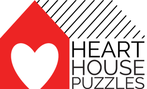 Heart House Puzzles Logo