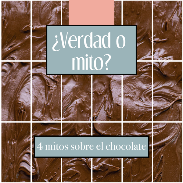Mitos sobre el chocolate
