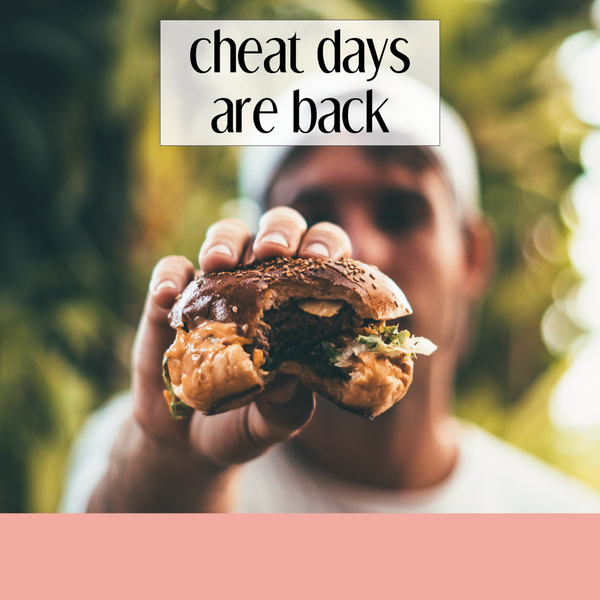 Cheat days are back!