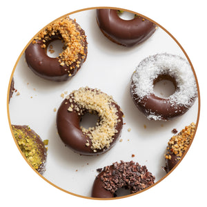DONUTS CHOCOLATE