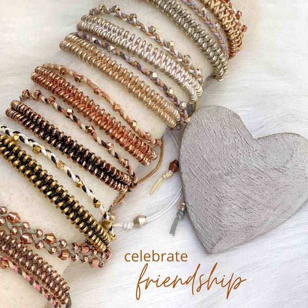 Luxe Friendship Bracelets