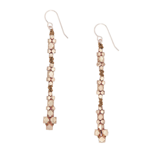 Ariadne Nugget Earrings • Sienna