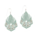 Hera Earrings - Mint