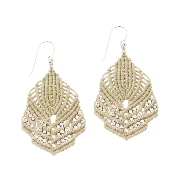 Hera Earrings - Natural