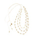 Stella Necklace • Ivory