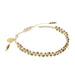 Stellina Luxe Friendship Bracelet • Natural