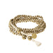 Stellina 3-in-one Wrap Bracelet/Necklace • Natural