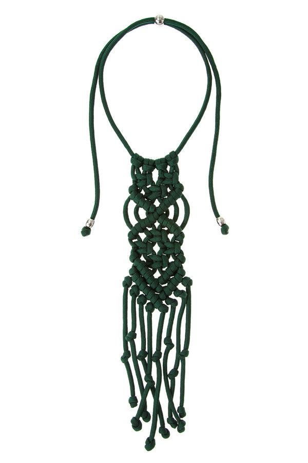 ParaCorda Rock Star Necklace • Emerald