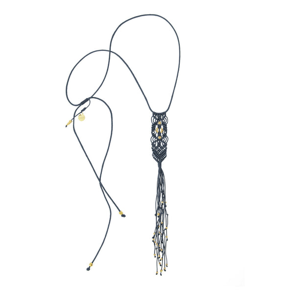 Shakti Necklace • Denim